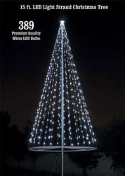 Christmas Tree Kit - White
