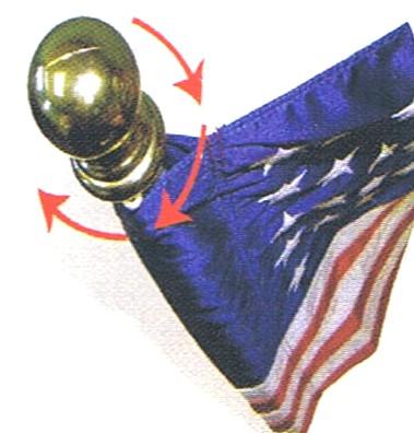 House Flagpole