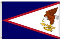 American Somoa State Flag